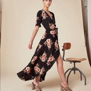 Reformation Addilyn Floral Maxi Dress